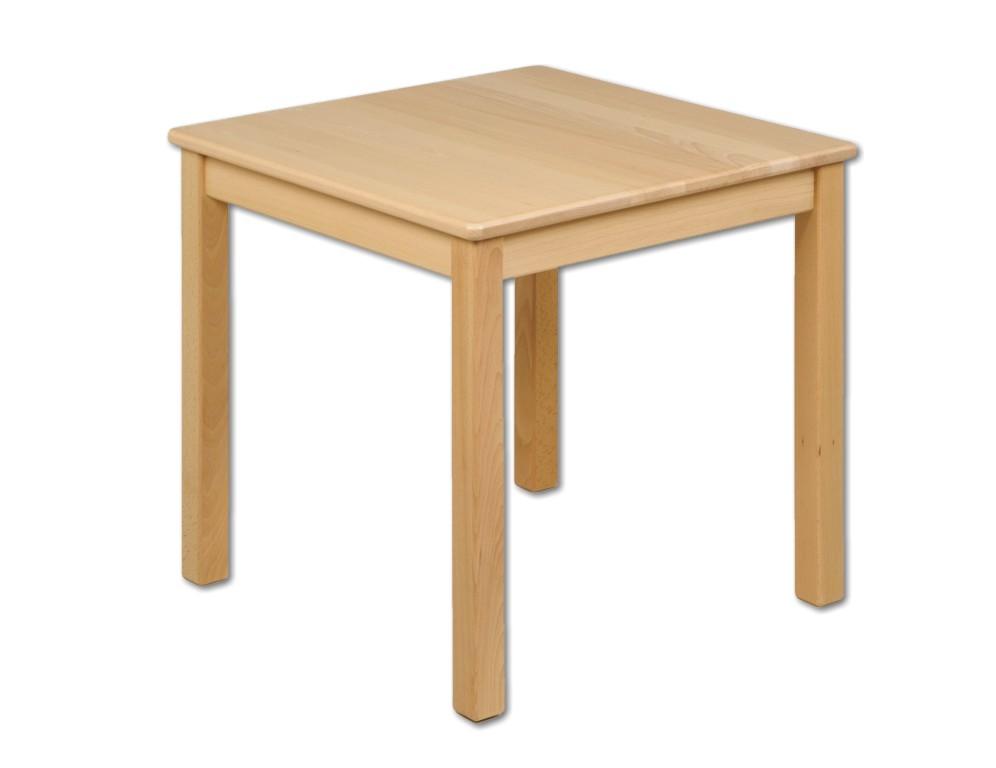 eeWerk Kindertisch Holz Buche quadratisch massiv Tisch Kinder Kindergarten 27521105