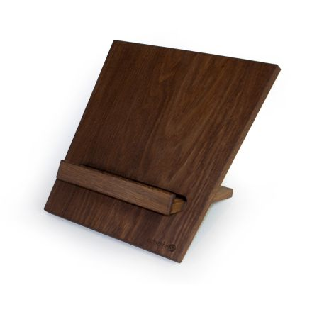 buchst tze buchst nder holz dunkel massiv eiche ger uchert wertprodukte. Black Bedroom Furniture Sets. Home Design Ideas