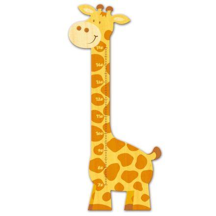 Messlatte kind giraffe f r kinder aus holz kinderzimmer for Kinderzimmer 2 kinder