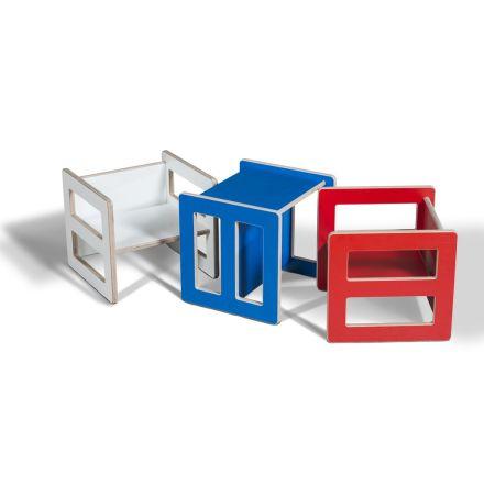 wendehocker mitwachsend tisch aus holz kinderhocker kinder stuhl. Black Bedroom Furniture Sets. Home Design Ideas