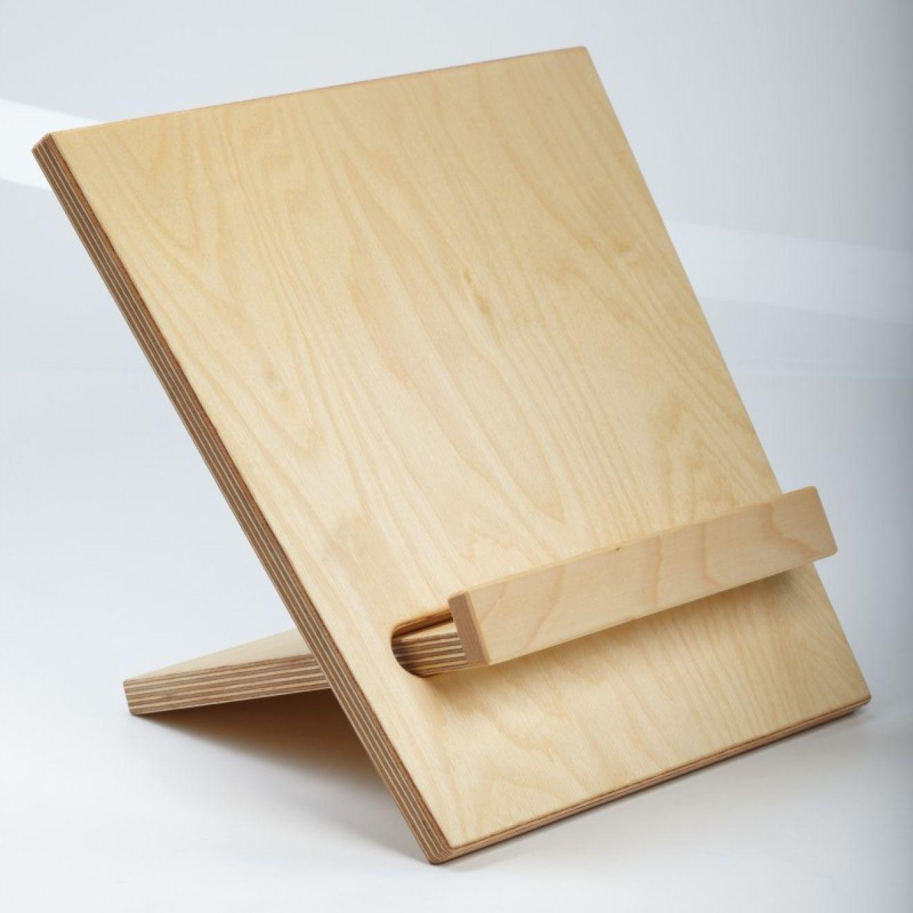 buchst tze aus holz birke buchst nder kochbuchhalter kochbuchst nder wertprodukte. Black Bedroom Furniture Sets. Home Design Ideas