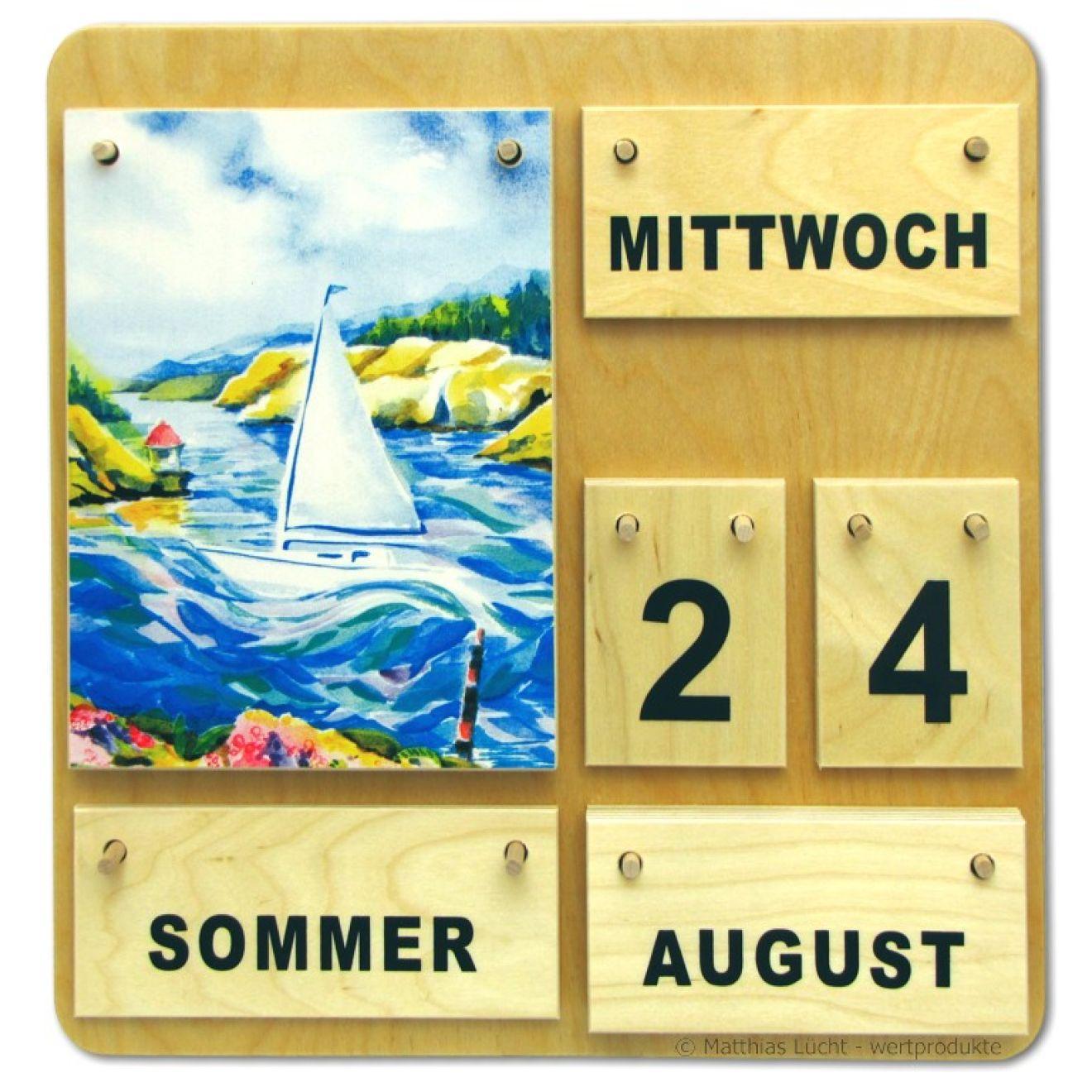 Kalender Für Senioren