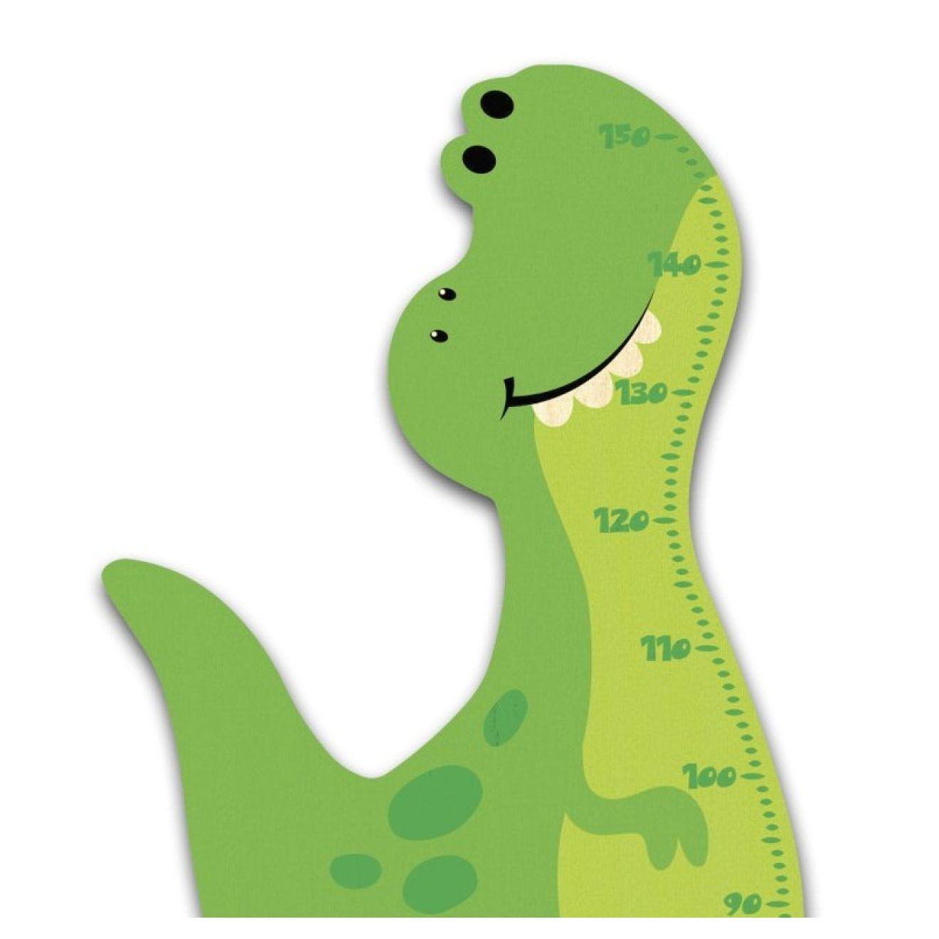 Messlatte Kinderzimmer Dino für Wand Dino für Kinder